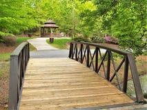 C G Heuvel Memorial Park stock foto