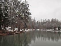 C G Heuvel Memorial Park royalty-vrije stock afbeelding