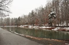C g Monte Memorial Park fotos de stock royalty free