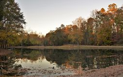 C g Wzgórze Memorial Park fotografia royalty free