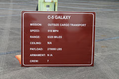 C5 galaxy sign Royalty Free Stock Images