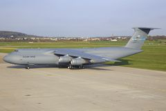 C5 galaxy from USA Airforce Stock Photos