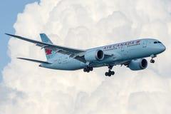 C-GHPY Air Canada, Boeing 787-800 Dreamliner Fotografia de Stock