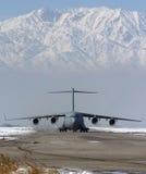 C - 17 GLOBEMASTER Stock Foto