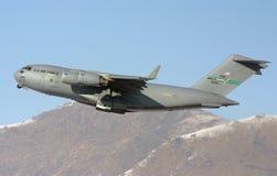 C - 17 GLOBEMASTER Image libre de droits