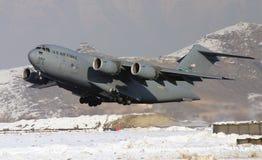 C - 17个GLOBEMASTER 库存图片