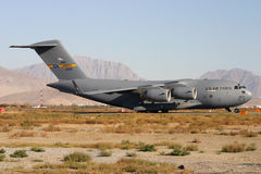 C - 17 GLOBEMASTER Royalty-vrije Stock Afbeelding