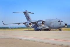 C-17A Globemaster III 库存照片