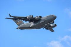 C-17 Globemaster III Foto de Stock