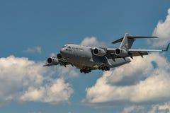 C-17 Globemaster III Stock Images