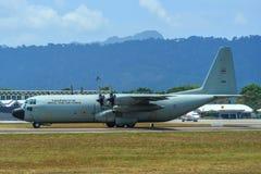 C-130H Hercules Royal Thai Air Force fotos de archivo