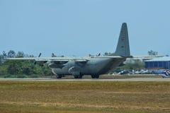 C-130H Hercules Royal Thai Air Force foto de archivo