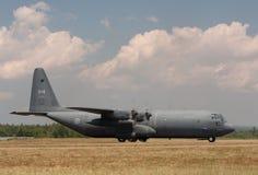 C-130 Hercules Royaltyfri Foto