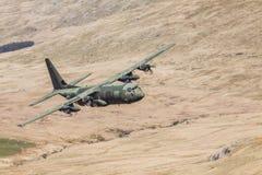 C130 Hercules Στοκ εικόνες με δικαίωμα ελεύθερης χρήσης