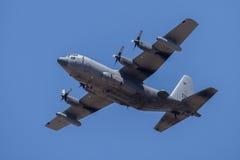 C-130 Hercules Fotografering för Bildbyråer