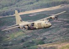 C130 Hercules aircraft Royalty Free Stock Photos