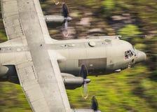 C130 Hercules aircraft Stock Image