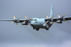 C-130 Hercules Royalty Free Stock Images