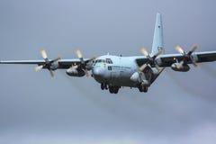 C-130 Hercules Royalty Free Stock Images