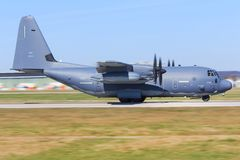 C130 Hercules Royalty Free Stock Image