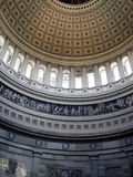 c huvudD rotunda washington Arkivbilder