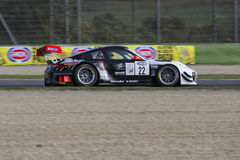 C I Autorennen Gran Turismo Stockfotografie