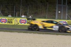 C I Autorennen Gran Turismo Stockbilder