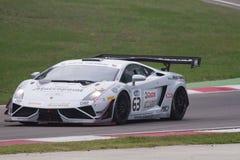 C I Carreras de coches de Gran Turismo Imagen de archivo