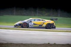 C I Carreras de coches de Gran Turismo Foto de archivo