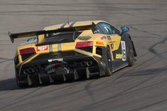 C I Carreras de coches de Gran Turismo Imagen de archivo libre de regalías