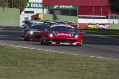 C.I. Gran Turismo car racing Stock Image
