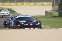 C.I. Gran Turismo car racing Royalty Free Stock Image