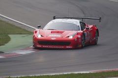 C.I. Gran Turismo car racing Royalty Free Stock Photos