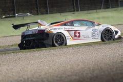 C.I. Gran Turismo car racing Stock Images