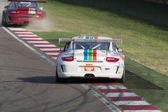 C.I. Gran Turismo car racing Royalty Free Stock Photography