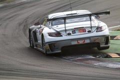 C I Springa för Gran Turismo bil Royaltyfri Foto