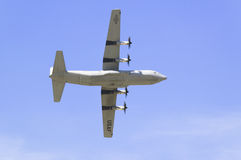 C-130J超级赫拉克勒斯 库存图片