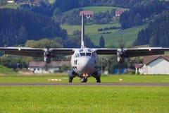 C-27J спартанское Стоковое Изображение