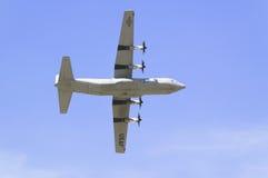 C-130J супер Геркулес Стоковые Изображения