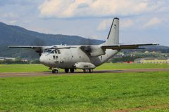 C-27J spartiate Photos stock