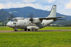 C-27J spartiate Image stock
