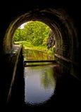 c-kanal o tafsar tunnelen Royaltyfria Foton