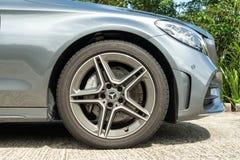 C-klasse Rad 2018 Mercedes-Benzs stockfotos