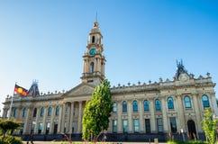 C?mara municipal sul de Melbourne na cidade de Phillip portu?rio em Melbourne, Austr?lia imagem de stock royalty free