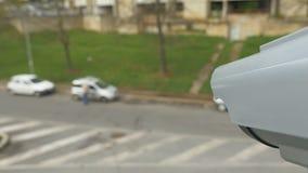 C?maras de vigilancia al aire libre metrajes