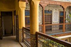 C4marraquexe, Marrocos imagem de stock royalty free