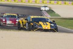 C Mim Corridas de carros de Gran Turismo Foto de Stock