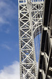 c mostu waszyngtona Obrazy Royalty Free