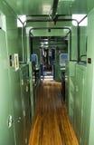 1968 C & O守车内部3168,克利夫顿伪造, 库存图片