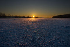 -30C Royalty Free Stock Images